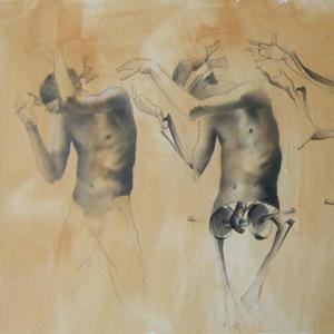 Antoine Verdier - Danse macabre 4
