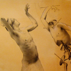 Antoine Verdier - Danse macabre 1