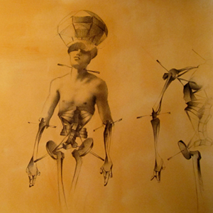 Antoine Verdier - Study 3