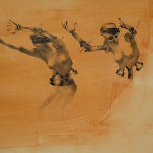 Antoine Verdier - Danse macabre 3