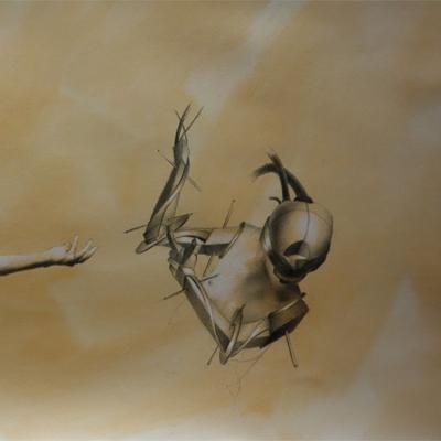Antoine Verdier - Danse macabre 5