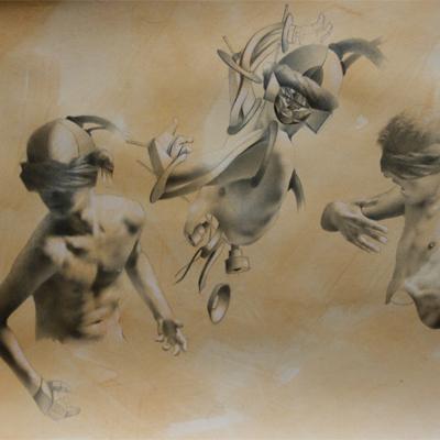 Antoine Verdier - Danse macabre 7