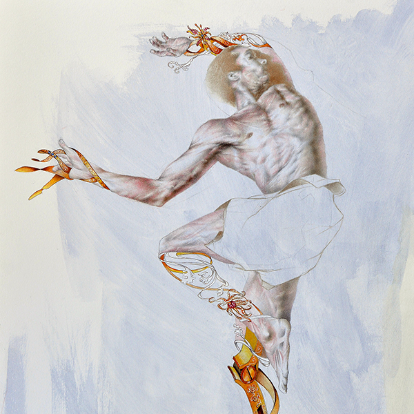Antoine Verdier - Jewel human 2